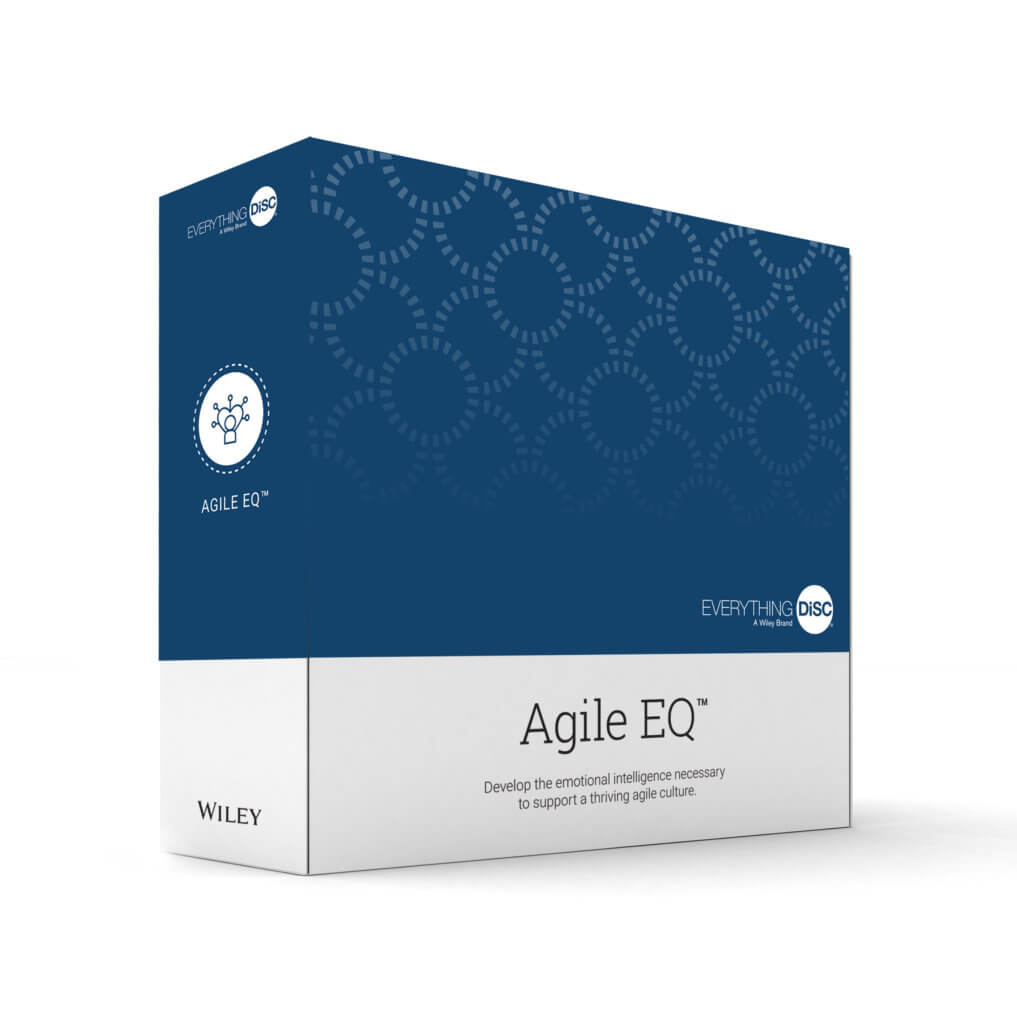 Everything DiSC Agile EQ Facilitation Kit Box